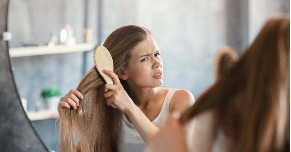 Why Is My Hair Dry And Brittle?